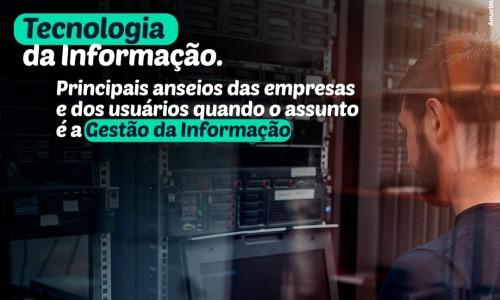Gestão da informação: Um serviço que se tornamais rápido e eficientea cada dia