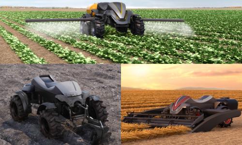 Máquina 3 em 1 promete revolucionar agricultura mundial
