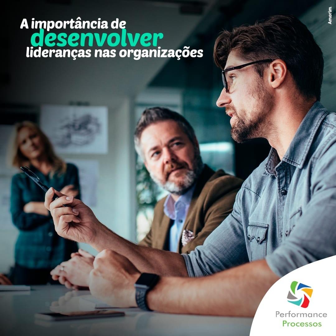 A importância de desenvolver lideranças na organização
